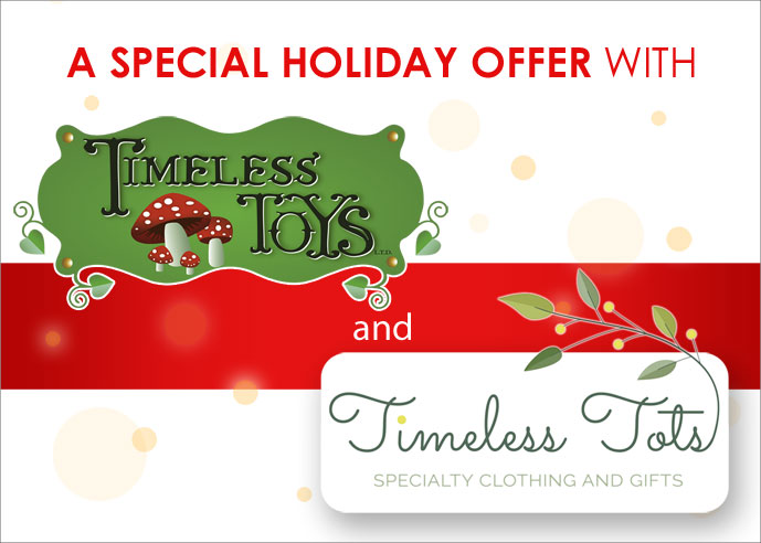 Holiday Gift Certificate Promo