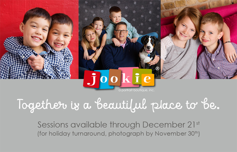 There's still time for a 2019 Family Portrait! | Chicago Children's Photographer