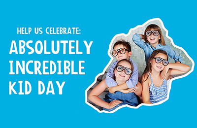 Absolutely Incredible Kid Day | $50 Timeless Toys Gift Card | Chicago Family Photographer